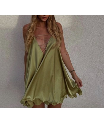 Biżuteryjna sukienka